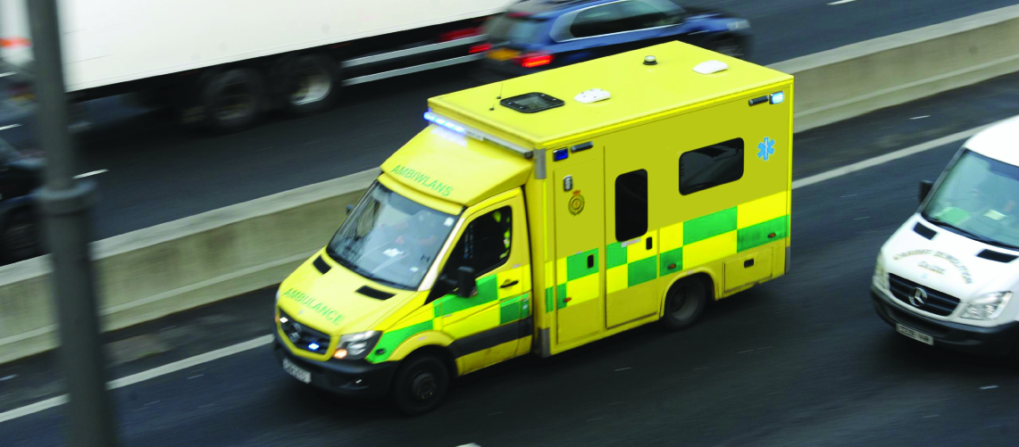 Non-emergency ambulance services