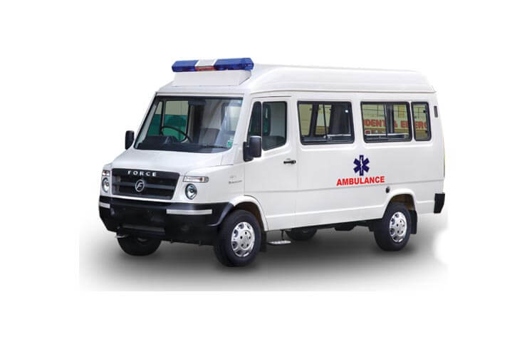 Basic Life Support Ambulance