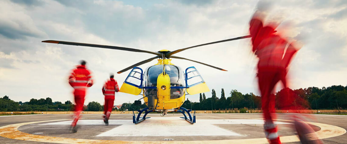 Private Air Ambulance
