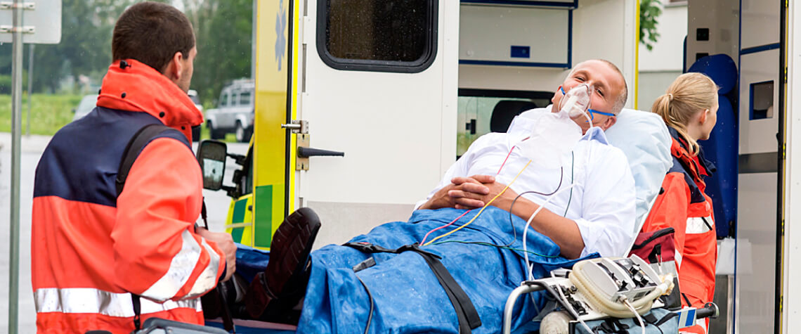 pain management in Ambulance